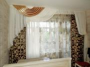 Пошив штор и предметов интерьера по индивидуальному проекту